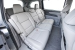 Picture of 2012 Honda Odyssey Touring Rear Seats in Beige
