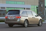 Picture of 2012 Honda Odyssey Touring in Mocha Metallic
