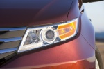 Picture of 2013 Honda Odyssey Touring Headlight