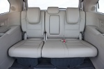 2013 Honda Odyssey Touring Third Row Seats in Beige