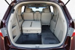 2013 Honda Odyssey Touring Trunk in Beige