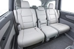 2013 Honda Odyssey Touring Rear Seats in Beige