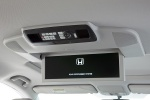 2013 Honda Odyssey Touring Overhead Display in Beige