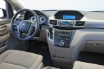 2013 Honda Odyssey Touring Interior in Beige