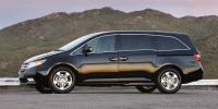 2013 Honda Odyssey LX, EX-L, Touring Elite V6 Review