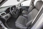 Picture of 2014 Honda Odyssey Touring Elite Front Seats in Gray