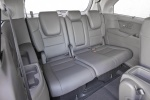 Picture of 2014 Honda Odyssey Touring Third Row Seats in Gray