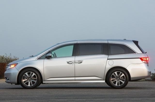 2015 Honda  Odyssey Picture