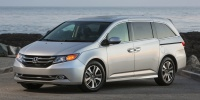 2015 Honda Odyssey Pictures