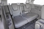 Picture of 2017 Honda Odyssey Touring Third Row Seats in Gray