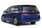 Picture of 2017 Honda Odyssey Touring Elite in Obsidian Blue Pearl
