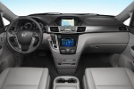 Picture of 2017 Honda Odyssey Touring Elite Cockpit in Gray