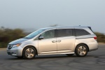 Picture of 2017 Honda Odyssey Touring Elite in Lunar Silver Metallic