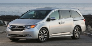 2017 Honda Odyssey Reviews / Specs / Pictures / Prices