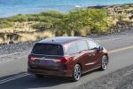 Picture of 2018 Honda Odyssey Elite in Deep Scarlet Pearl