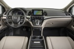 Picture of 2018 Honda Odyssey Elite Cockpit in Beige