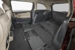 Picture of 2018 Honda Odyssey Elite Rear Seats Folded in Beige