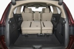 2018 Honda Odyssey Elite Trunk with Third Row Folded