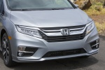 Picture of 2018 Honda Odyssey Elite Front Fascia