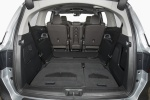 2018 Honda Odyssey Elite Trunk behind Second Row