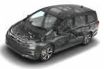Picture of 2018 Honda Odyssey Elite Technology