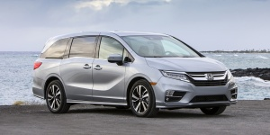 Honda Odyssey Reviews / Specs / Pictures / Prices