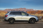2019 Honda Passport Elite AWD in Lunar Silver Metallic - Static Right Side View
