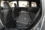 Picture of 2019 Honda Passport Elite AWD Rear Seats with Backrest Folded