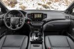 Picture of a 2020 Honda Passport Elite AWD's Cockpit