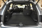 Picture of a 2020 Honda Passport Elite AWD's Trunk with Rear Seat Folded