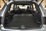 Picture of a 2020 Honda Passport Elite AWD's Trunk with Rear Seats Folded