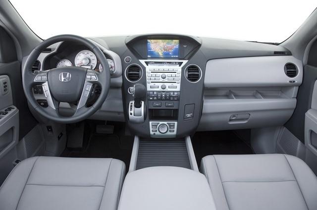 2010 Honda  Pilot Picture