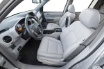 Picture of 2010 Honda Pilot Front Seats Gray
