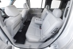 Picture of 2010 Honda Pilot Rear Seats Gray