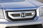 Picture of 2010 Honda Pilot Grille