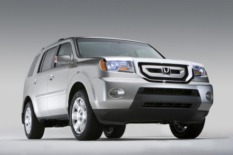 2011 Honda Pilot Picture