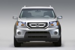 2011 Honda Pilot in Alabaster Silver Metallic - Static Frontal View