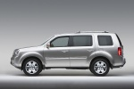 Picture of 2011 Honda Pilot in Alabaster Silver Metallic