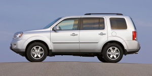 2011 Honda Pilot Reviews / Specs / Pictures / Prices
