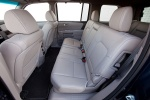 Picture of 2012 Honda Pilot Touring Rear Seats in Beige