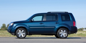 Research the 2014 Honda Pilot