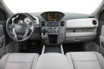 Picture of 2015 Honda Pilot EX-L Cockpit in Gray