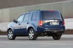 Picture of 2015 Honda Pilot Touring in Obsidian Blue Pearl
