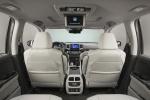 Picture of a 2016 Honda Pilot's Interior in Gray