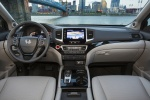 Picture of a 2016 Honda Pilot AWD's Cockpit in Gray