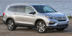 2016 Honda Pilot Reviews / Specs / Pictures / Prices