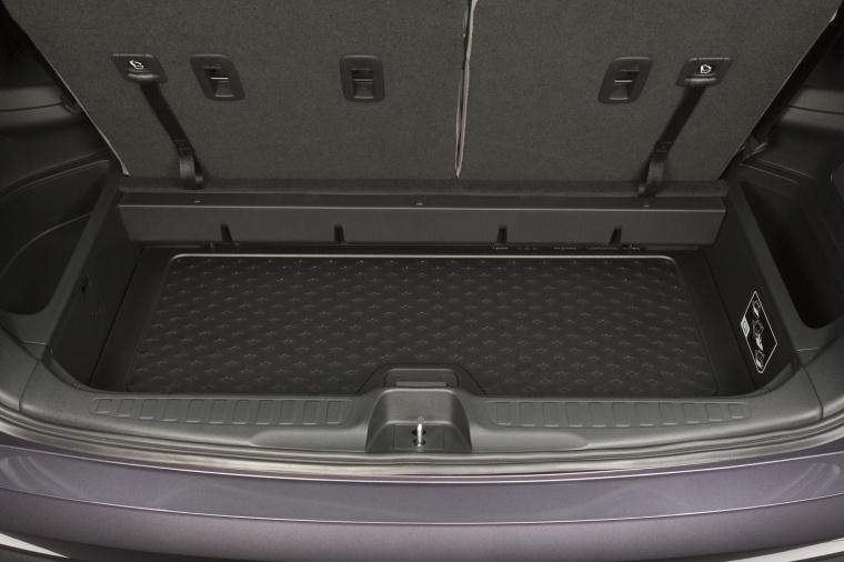 2017 Honda Pilot Trunk Underfloor Storage Picture