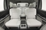 Picture of 2017 Honda Pilot Rear Seats in Gray