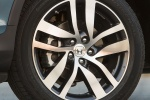 Picture of a 2017 Honda Pilot AWD's Rim