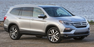 2017 Honda Pilot Reviews / Specs / Pictures / Prices
